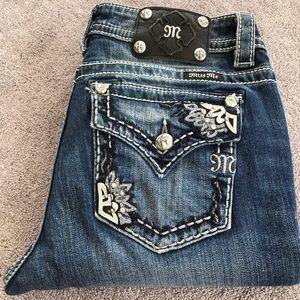 Miss Me Jeans- Signature Boot Cut - Size 30